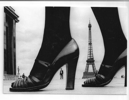pantof cu toc