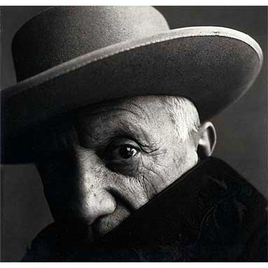 picasso by penn