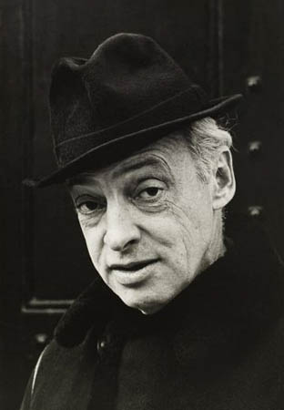 Saul-Bellow by Fay Godwin