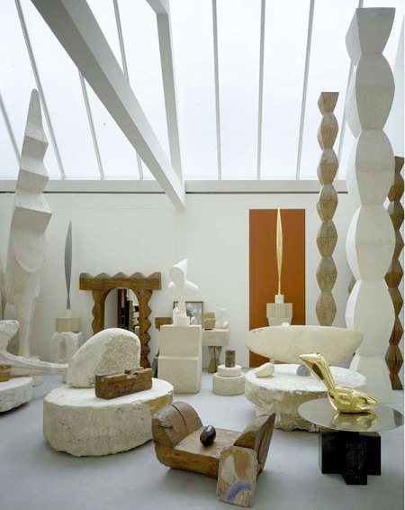 atelier brancusi pompidou