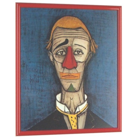 TÊTE DE CLOWN-  bernard buffet
