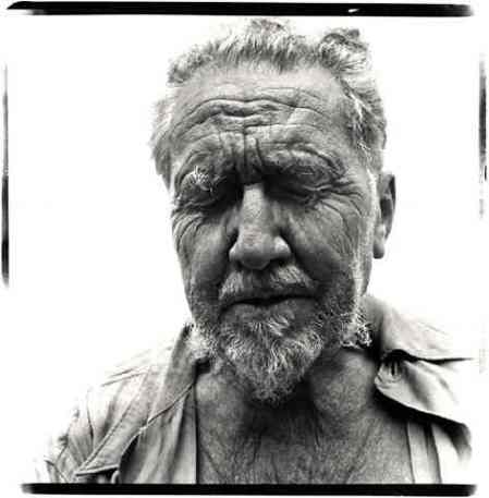 ezra pound by richard avedon